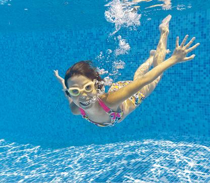 Zwemles voor kinderen