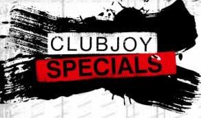 ClubJoy Specials