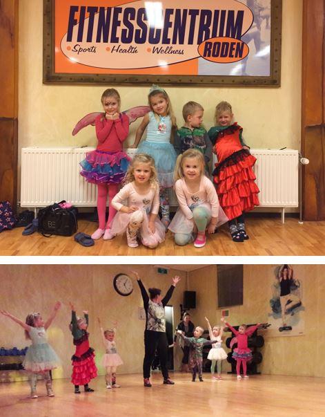 Kidsdance (4-6 jaar)