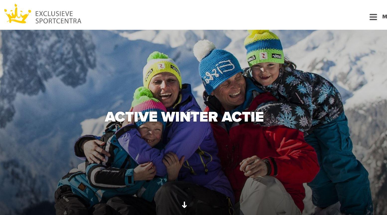 Geldigheid Welness met volle spaarkaart  Winteractie 2019